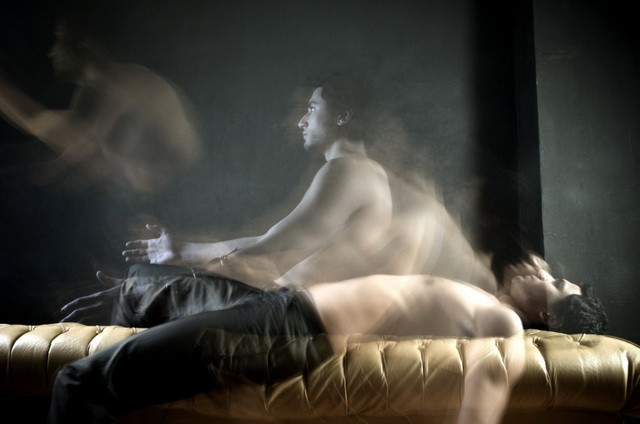 astralno dusa iznad tela