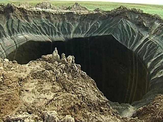 krater rupa jamal sibir