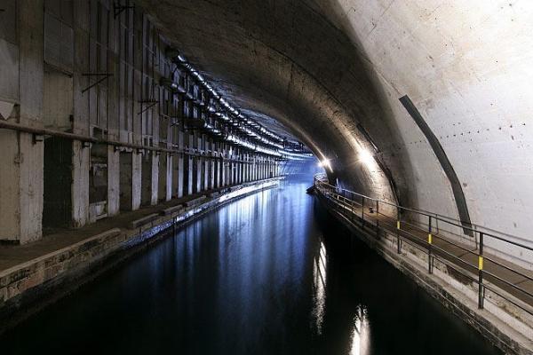 podzemna baza