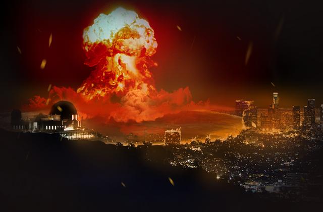 nuklearni atomski rat