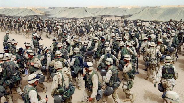 vojska rat