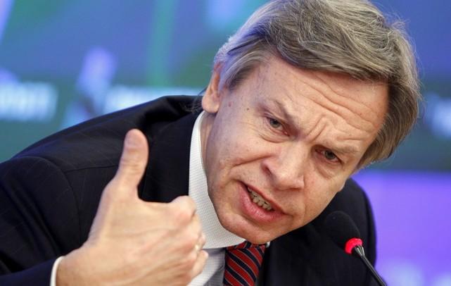 """Aleksej Puškov uznemirio Merkelovu: """"Ne tražite zaštitu SAD, oni više nemaju tu moć"""" …"""