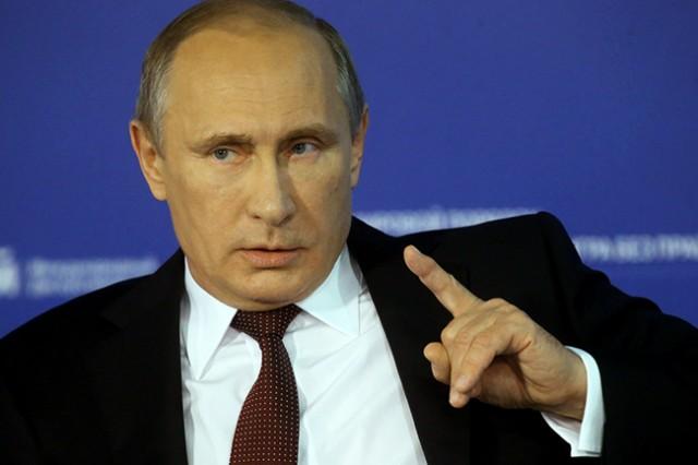 Putin lomi zapadno oružje u Rusiji: Političke stranke koje primaju novac iz inostranstva biće zabranjene