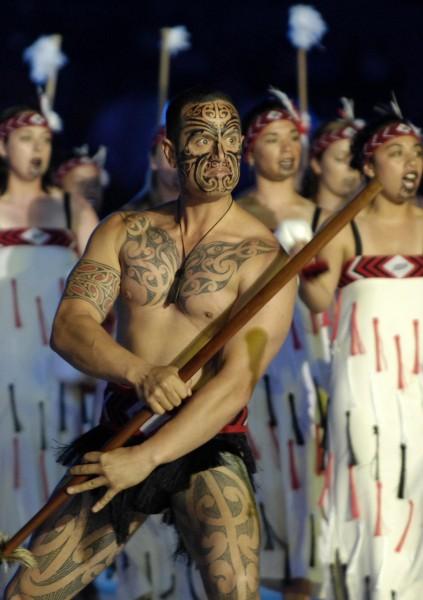 Maori from New Zealand