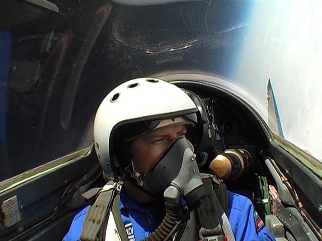 avion rusija pilot mig