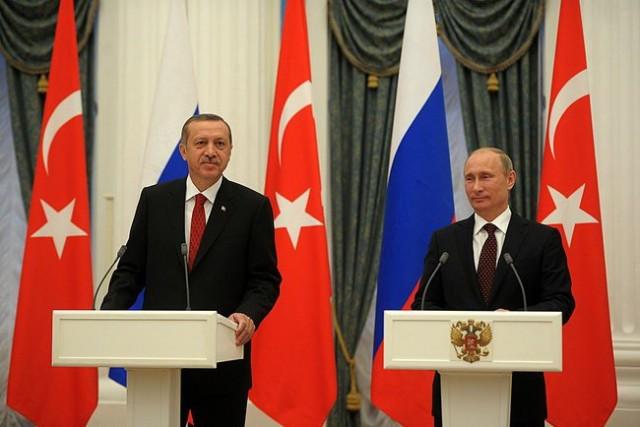 Posle sastanka Putina i Erdogana Rusija kontroliše situaciju u Siriji