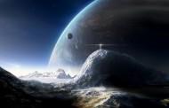 Zemlja je zatvor a Mesec je veštački napravljen svemirski brod za nadgledanje