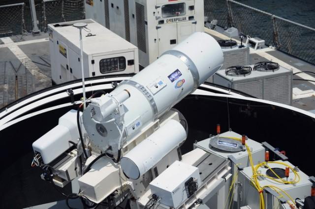 Prvi američki ratni brod sa borbenim laserskim sistemom