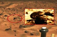 Glava pronađena na Marsu: Da li znate ko je ovo? – VIDEO