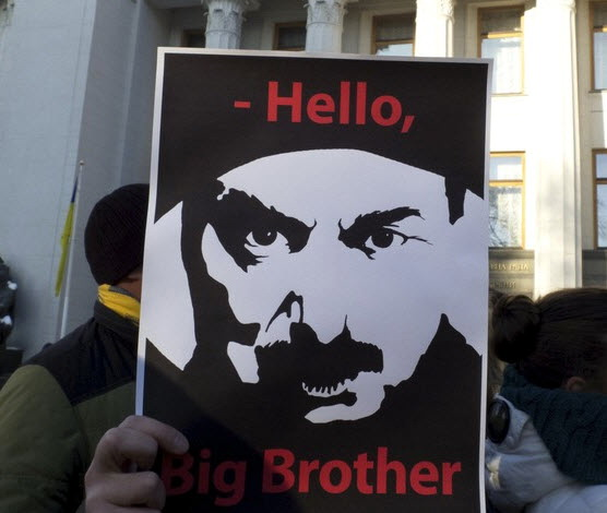 """U knjizi """"1984."""" Orvel nije opisao Sovjetski Savez nego nekog drugog mnogo opasnijeg"""