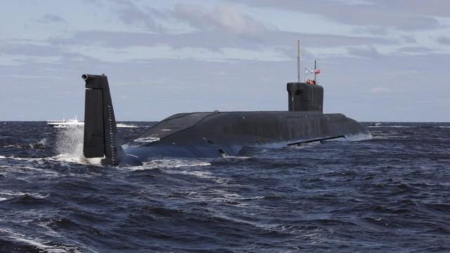 Russia New Submarine