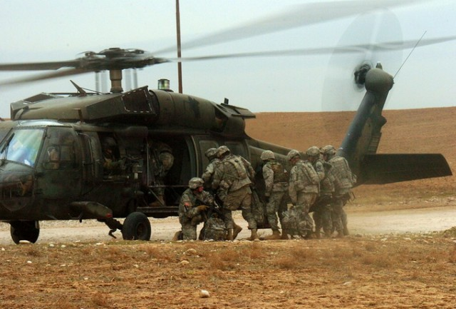 Vašington povlači iz Sirije hiljadu vojnika