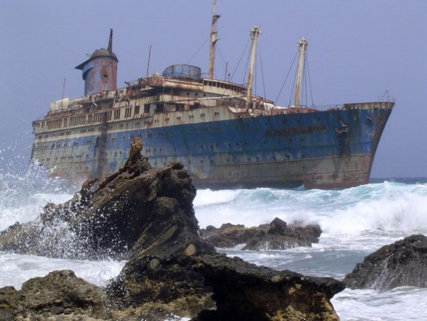 AmStar W ourang Medan ghost ship