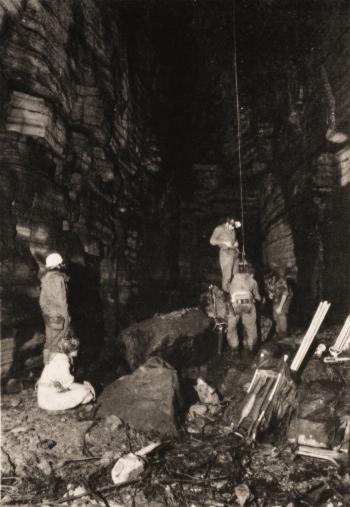 Los Tayos Cave