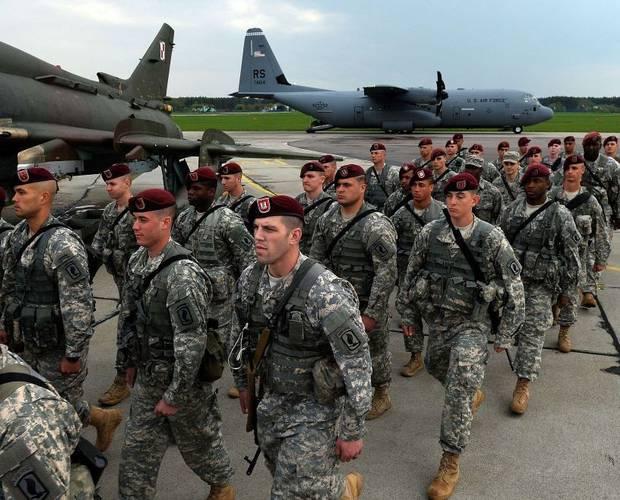 NEVEROVATNA VEST: Vojska NATO zemlje izvršila invaziju na drugu članicu saveza