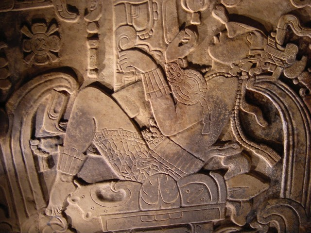 Pacal_sarcophagus