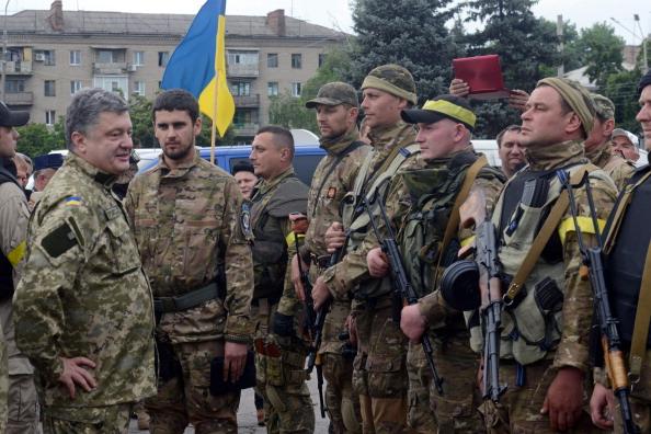 UKRAINE-RUSSIA-CRISIS-POLITICS-POROSHENKO