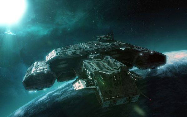 VRLO SUMNJIVO: Kada je u kadar ušao vanzemaljski objekat od nekoliko kilometara snimanje prekinuto – VIDEO)