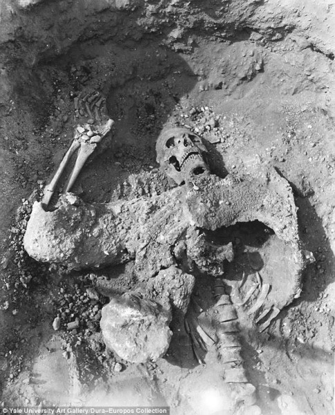 giant human skeletons-California-Indians-history