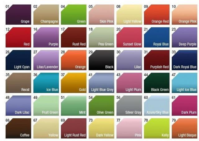 boja kolor