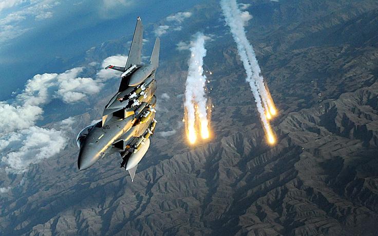 Saudijska vojska oborila  jemenski dron od 200 dolara sa raketom od 2 miliona dolara, ispaljenom iz F-15 od 100 miliona dolara