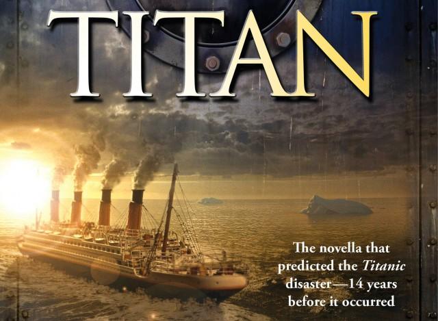 titan - titanic book