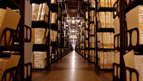 vatikan arhiva