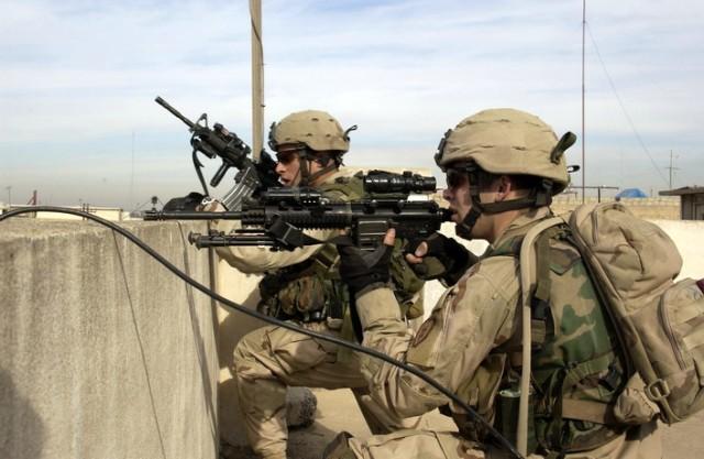 Sukob američke i sirijske vojske na kontrolnom punktu