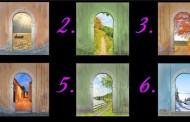 Odaberite jedna vrata i saznajte svoj put i budućnost