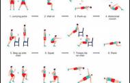 Zamena za 1 sat treninga: Život bez bolesti sa samo 7 minuta jednostavnih vežbi