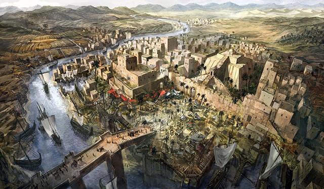 Sumer-Akad-Mesopotamia