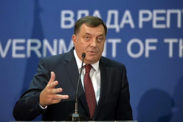 DODIK: Ako Bakirova SDA realizuje deklaraciju, Republika Srpska će aktivirati otcepljenje
