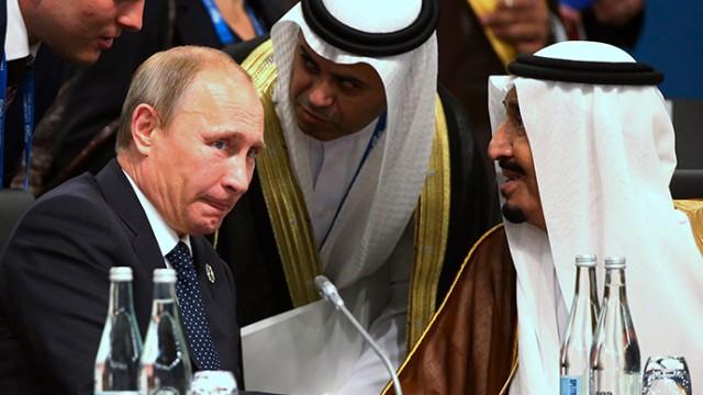 EU I SAD ZAPANJENE PREOKRETOM: EU produžava samoubilačke sankcije, Saudijci ulažu dve milijarde dolara u Rusiju