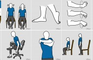 Za samo nekoliko minuta, specijalnim pokretima eliminišite bol u bilo kom delu tela