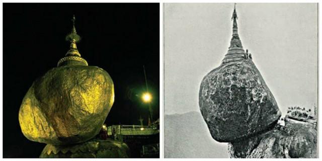budisticki hram mjanmar