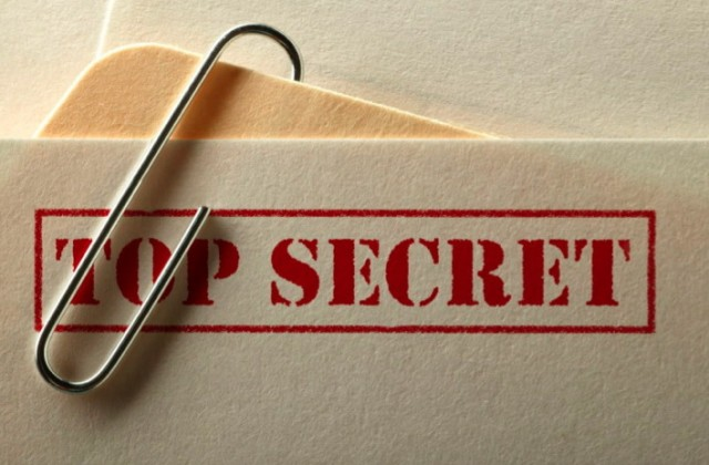 zavera top secret