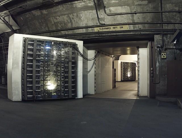 NORAD Blast-Doors