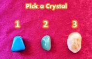 Odaberite kristal i pročitajte šta to znači