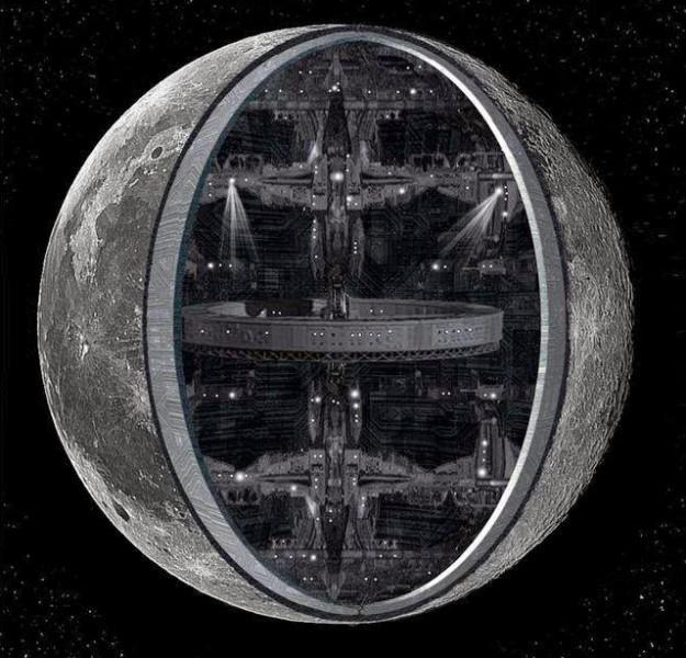 mesec-svemirski brod