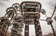 Teslini neverovatni tornjevi za bežični prenos struje zaista postoje u Rusiji – VIDEO