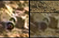 Konačan dokaz: Rover Curiosity pronašao točkove na Marsu