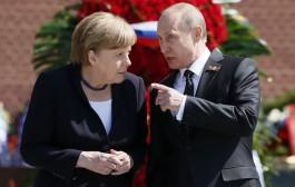 """ČUDAN PAKT: Nemačka i Rusija na ivici sukoba a za """"Severni tok 2"""" u frontu protiv SAD – ILI SAMO VARKA?"""