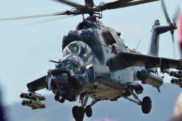 Vojska Srbije počela obuku na borbenim helikopterima MI-35 dobijenim iz Rusije