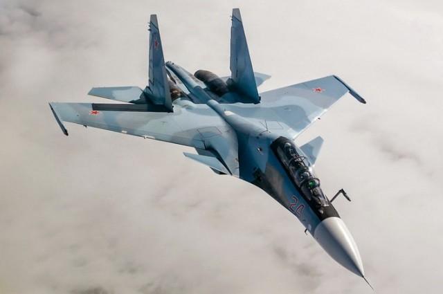 Sukhoi Su-30 suhoj rusija avion
