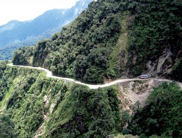 bolivija put