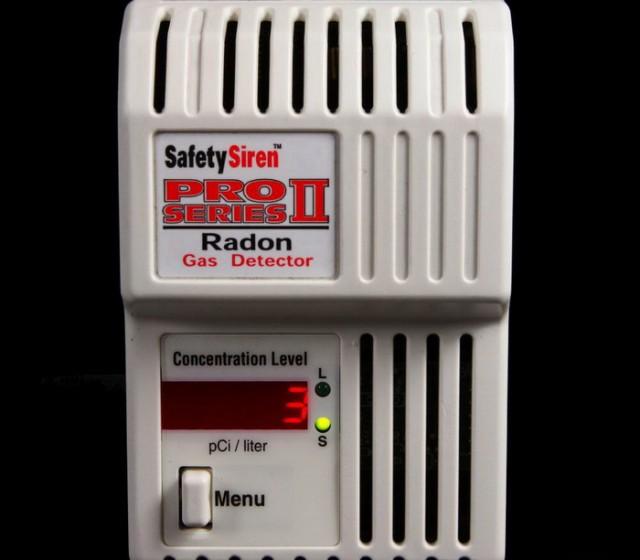 radon detektor
