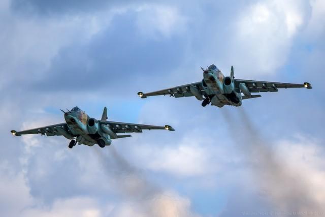 su-25 rusija avioni
