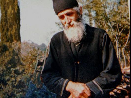 Starac-Pajsije-Svetogorac