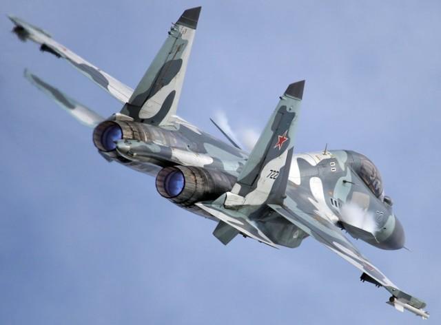 Su-30MK rusija suhoj avion