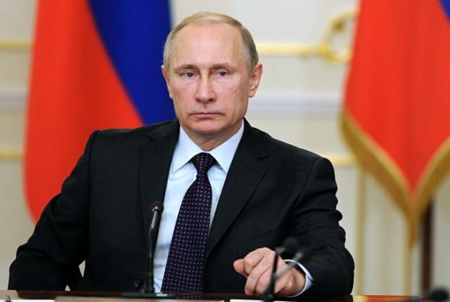 Vladimir Putin gtzui